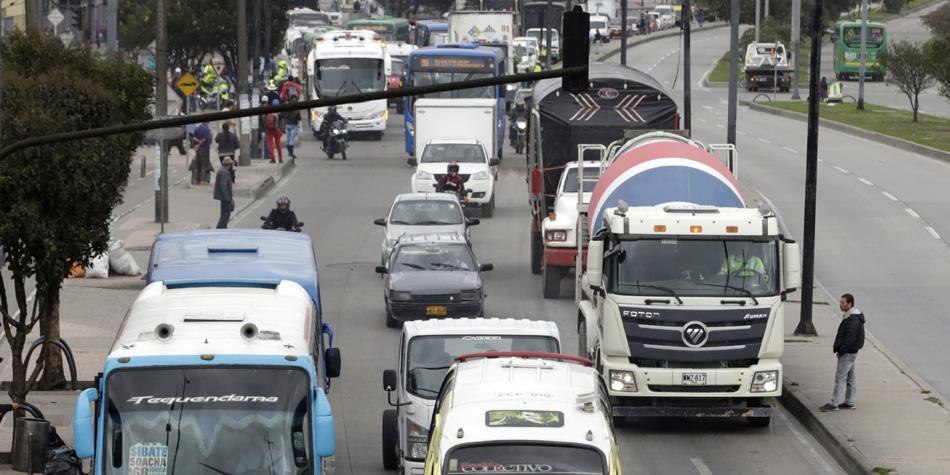 Soacha reparará semáforos de la autopista Sur