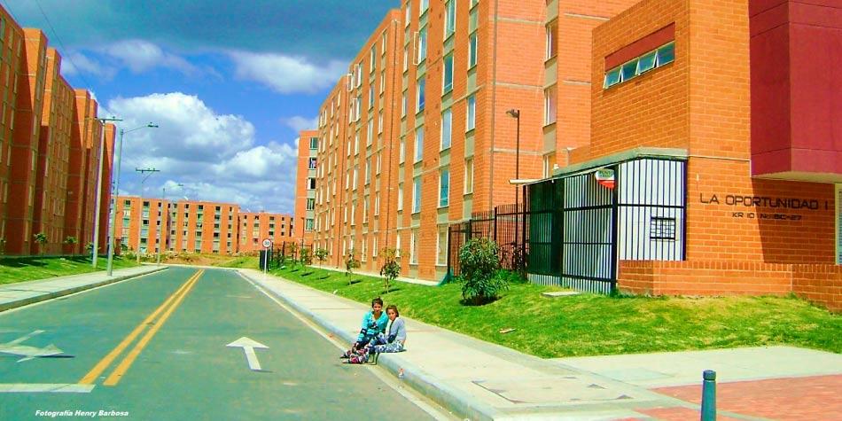 Hogares Soacha obtiene mención en la Convocatoria de Proyectos Inspiradores de la Nueva Agenda Urbana