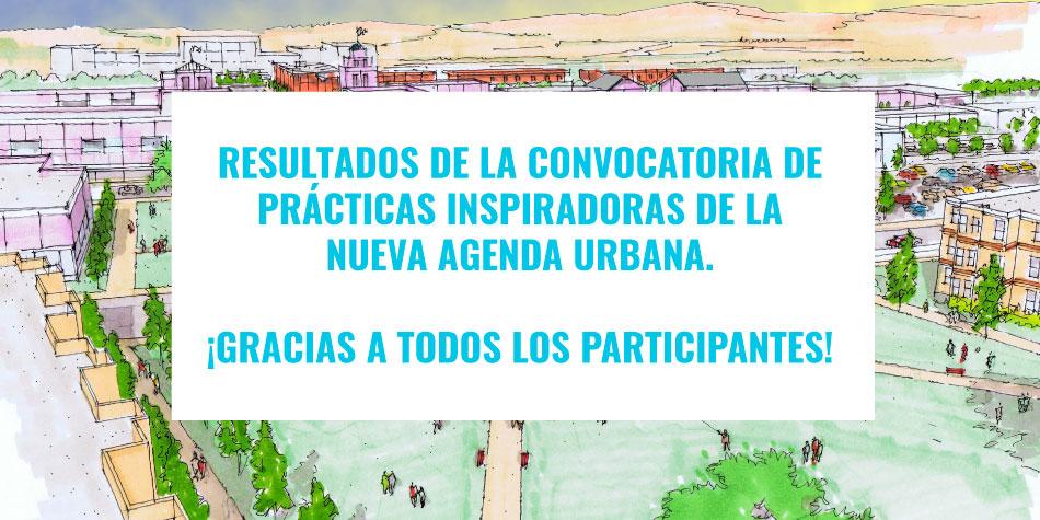 Comité de evaluación de la Convocatoria Pública de Prácticas Inspiradoras de la Nueva Agenda Urbana anuncia ganadores