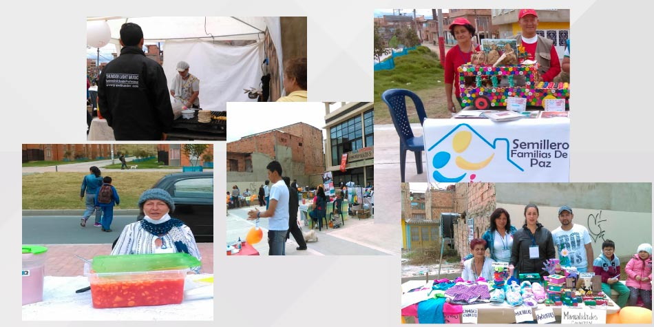 Feria de cultura, emprendimiento y gastronomía