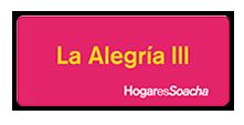 Te invitamos a conocer La Alegria III, uno de los proyectos de Hogares Soacha, donde puedes construir el hogar para tu familia.