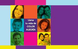 Campaña fórmula de la alegría