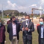 Se inaugura conexión de avenidas San Marón y Ciudad de Cali en Soacha